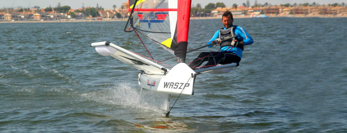 Prevola Foiling Instructor Course Spain
