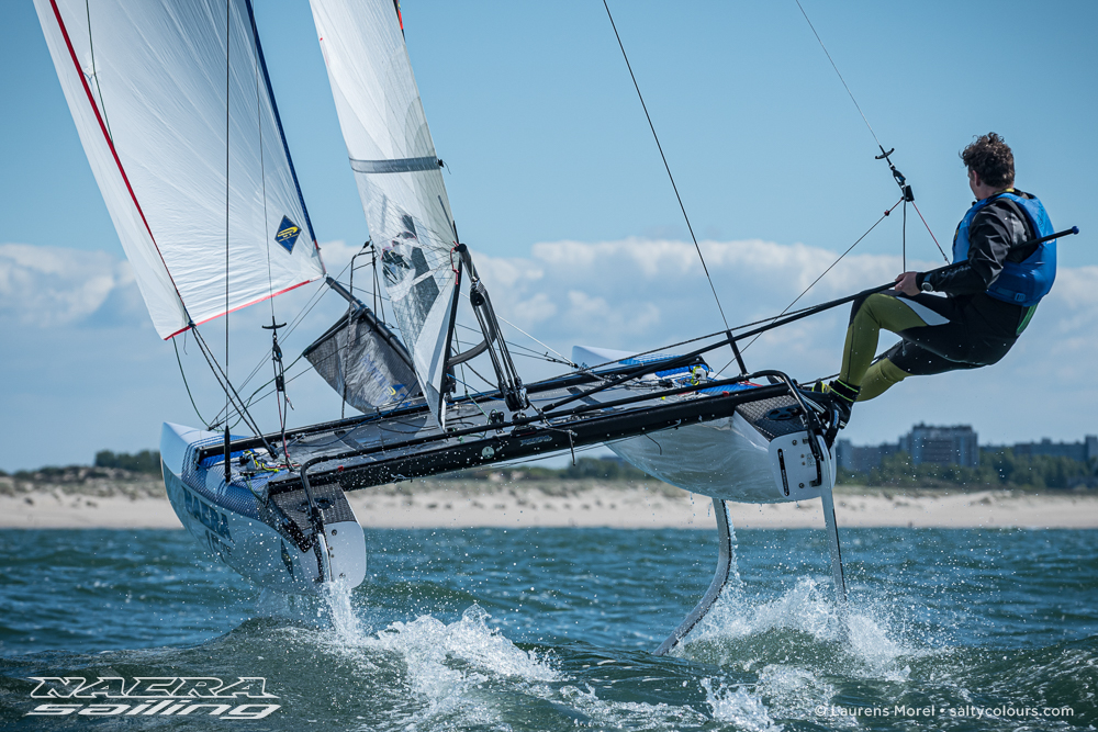 Nacra 15 FCS one - Equipment Page