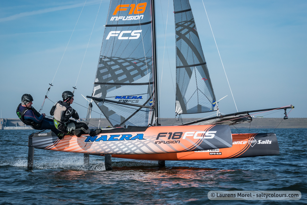 Nacra F18 FCS – Equipment Page